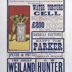 Cardiff Empire - Houdini Poster