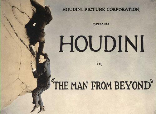 Houdini Picture Corporation Presents