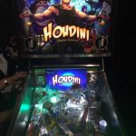Houdini Pinball Game