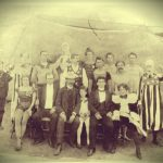 The_Houdinis in Their Circus Days