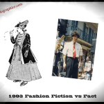 1993 Fashion Fiction vs Fact - artographico PNG
