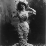 Anna Held 1900 Fashion