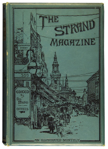 The Strand Magazine - Cover