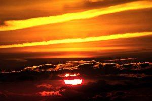 Dark Setting Sun