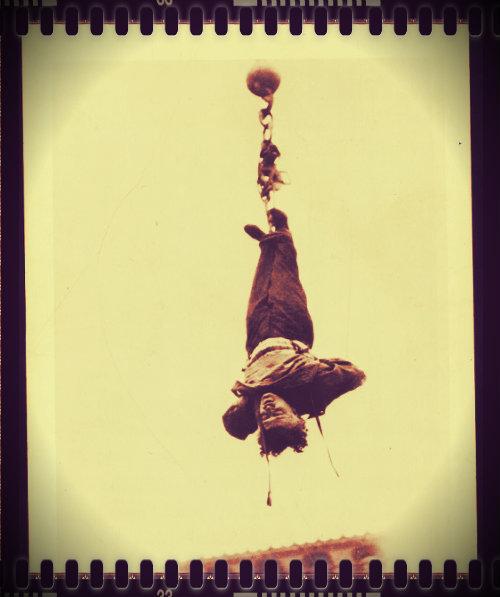 Houdini Suspended