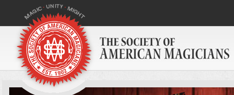 The Society of American Magicians - LOGO