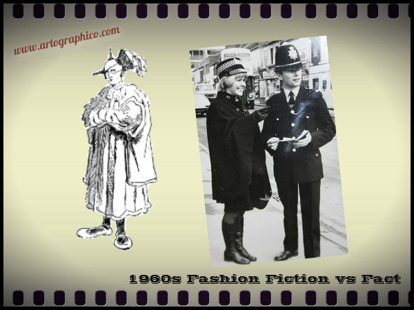 1960s Fashion Police - artographico PNG