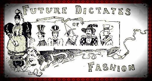 Future Dictates of Fashion - PNG