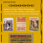 Houdini Life and Times 13 – Infographic – artographico