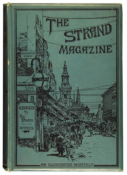 The Strand Magazine - Cover